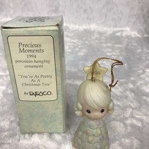 Precious Moments Other - Precious Moments vintage 1994 porcelain Christmas